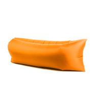 Надувной Лежак - матрас Ламзак (Lamzac) Оранжевый