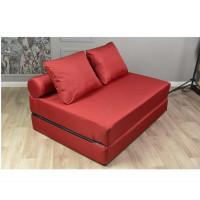 Диван-кровать. Дьюспа Красный