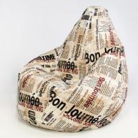 Кресло МАХ Газета Б-7 Жаккард