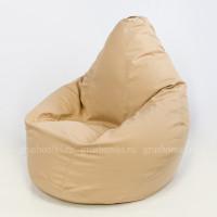 Кресло МАХ Симпл 729 (светло-бежевый) Рогожка