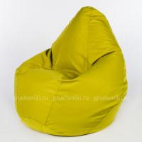 Кресло МАХ Симпл 23 (салатовый) Рогожка