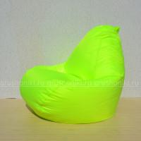 Кресло-капля Оксфорд Салатовый люмин.