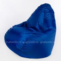 Кресло-капля Оксфорд синий