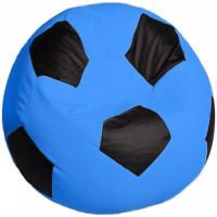 Кресло мяч. Оксфорд сине-черный