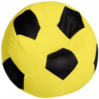Кресло мяч. Оксфорд желто-черный