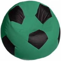 Кресло мяч. Оксфорд зелено-черный