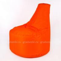 """Кресло """"Трон"""" Оксфорд оранжевый"""