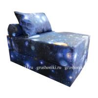 Кресло-кровать. Космос Жаккард