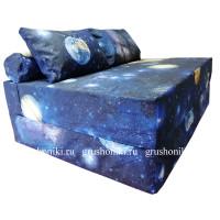Диван-кровать. Космос Жаккард