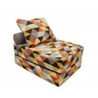 Кресло-кровать. Ромб А04 Жаккард