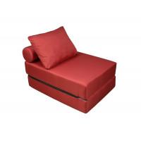 Кресло-кровать. Дьюспа Красный