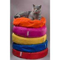 Подушка-лежанка для животных. Круглая