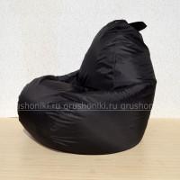 Кресло-капля Дьюспо черный. Аренда