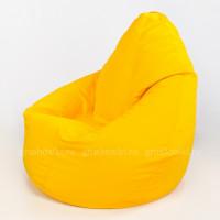 Кресло МАХ Форест 7 (ярко-желтый) Велюр