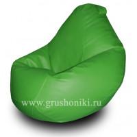 Кресло МАХ Терра 106 Темно-зеленый. Иск. кожа