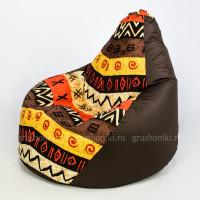 Кресло Мега Африка Коричневый