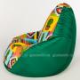 Кресло МАХ Кактус Зеленый
