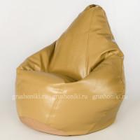 Кресло МАХ Латте люкс 101 (слоновая кость) Иск. кожа