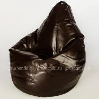Кресло МАХ Латте люкс 221 (шоколад) Иск. кожа