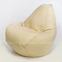 Кресло-капля Дьюспа Бежевый