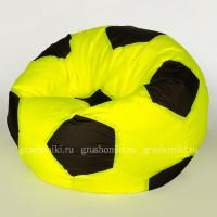 Кресло мяч. Дьюспо салатово-черный