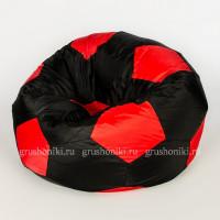 Кресло мяч. Дьюспо черно-красный