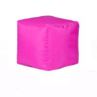 Пуф-куб Дьюспа розовый